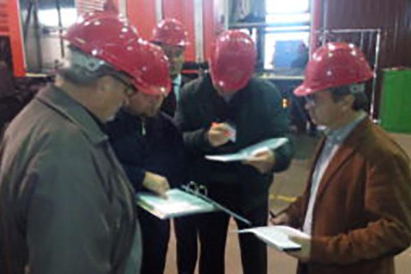 Uspešno realizovana nadzorna provera ISO 9001 – Progetti